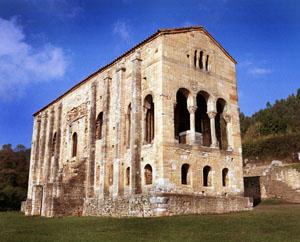 Santa María del Naranco - Enciclopedia de Oviedo
