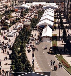 #Asturias con niños: Feria de la Ascensión este finde en Oviedo